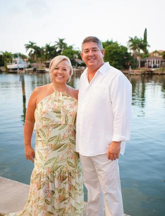 Mike and Tammy Vasquez, Owners of Bark Life